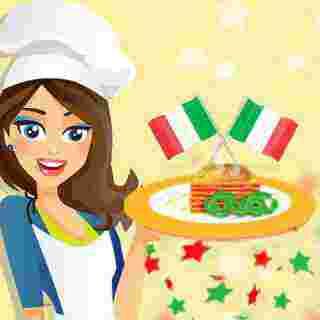 Emma ile Sebzeli Lazanya Pişir