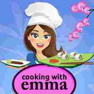Emma ile Suşi Yap