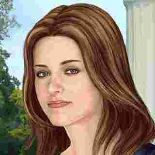 Kristen Stewart Makyaj