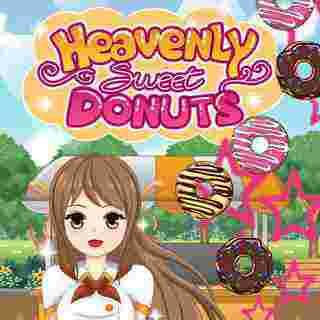 Leziz Donut Satıcısı