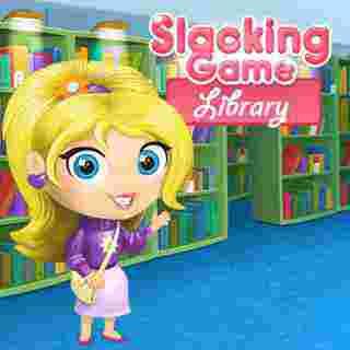 Haylaz Lucy: Kütüphane